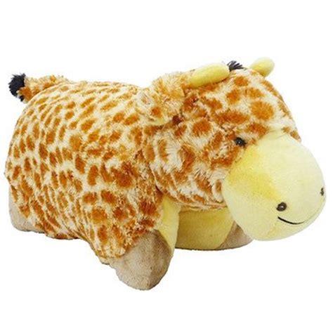 Pillow Pet Giraffe by Pillow Pets Giraffe Large Yellow And B003au5yoo Baby Toys Baby Zone