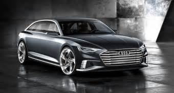 is audi prologue avant getting closer to the audi a9 w