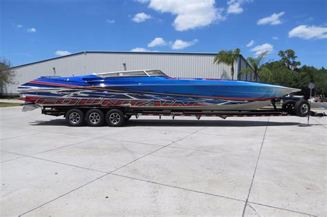 fountain boat dealers 2009 fountain 42 lightning power new and used boats for sale