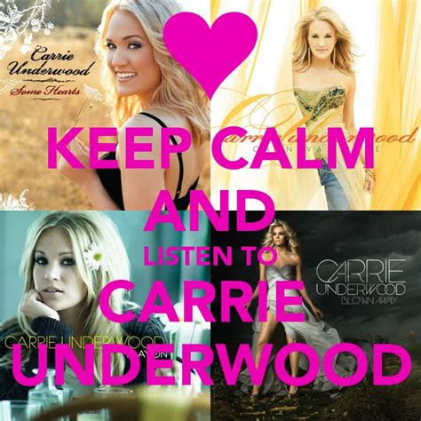 Nobody Has Voted For This Poster Yet Why Don T You - keep calm and love carrie underwood nobody has voted for