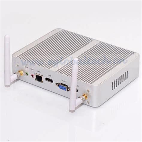 Industrial Mini Pc X86 Intel I3 Ram 4gb Ssd 32gb Wifi H Murah celeron micro pc