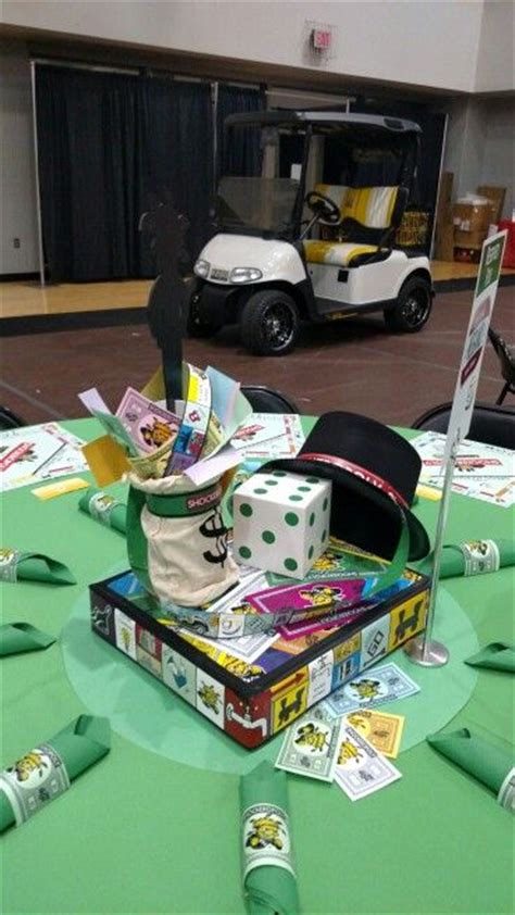 money themed decorations 1000 ideas about monopoly themed on