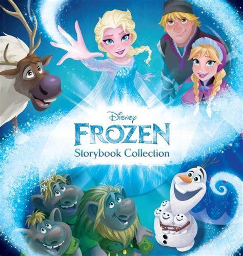frozen storybook collection disney publishing worldwide