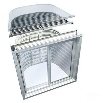 basement egress window kit 56 w x 36 p x 60 h