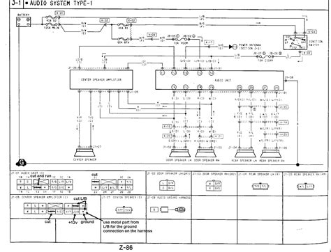 bose 28060 zb00a wiring diagram bose car stereo wiring