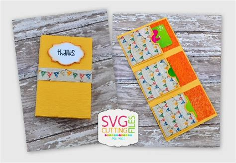 Multiple Gift Card Holder - gift card holders