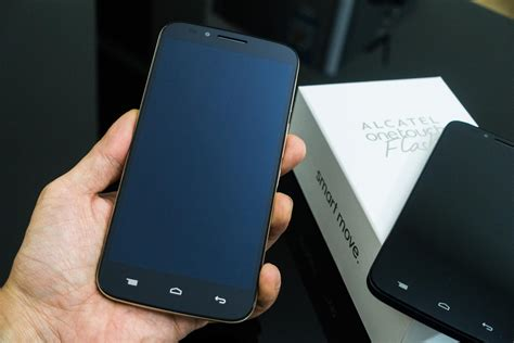 Hp Alcatel Onetouch Flash Plus alcatel flash plus impressions new beast comes out