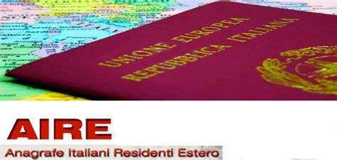 ufficio estero anagrafe italiani residenti estero in marocco