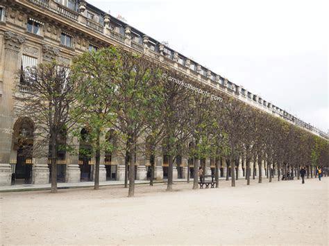 jardin du palais royal jardin du palais royal s marks the spots