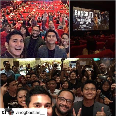 film bioskop terbaru di palembang gala premiere bangkit di medan dan palembang avatara88