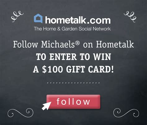 Michaels Gift Card Balance Check - it s a party and you re invited plus 500 in michaels gift cards