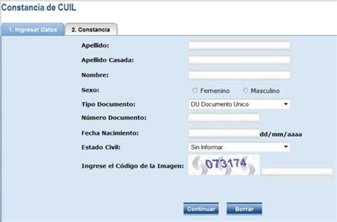 Cuil Anses Constancia Imprimir | cuil anses constancia imprimir newhairstylesformen2014 com