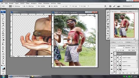 tutorial photoshop masking bahasa indonesia tutorial photoshop cs 3 bahasa indonesia cara membuat luka