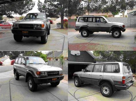 1991 Toyota Land Cruiser Lift Kit Alextreme76 1991 Toyota Land Cruiser Specs Photos
