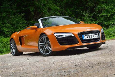 Audi R8 V8 review and specs Pictures Evo