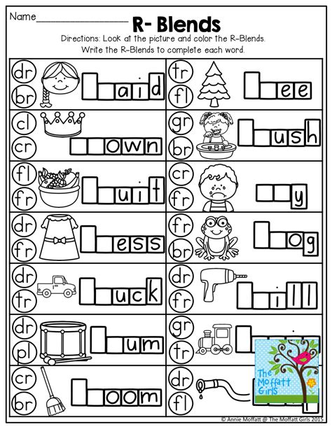 printable alphabet readers r blends great introduction to teaching beginning blends