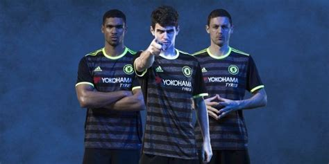 chelsea new kit 2016 17 2016 17 adidas away kit unveiled news official site