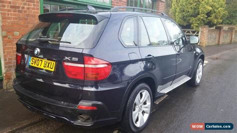 electronic stability control 2007 bmw x5 seat position control 2007 bmw x5 se 7s 3 0d auto for sale in united kingdom
