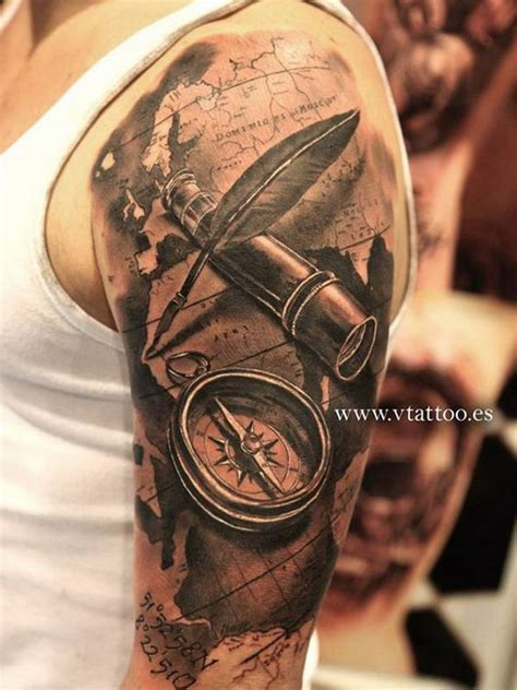 3d tattoo sleeve ideas 45 awesome half sleeve tattoo designs 2017