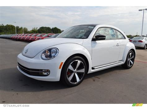 volkswagen white beetle 2013 white volkswagen beetle turbo 69727924
