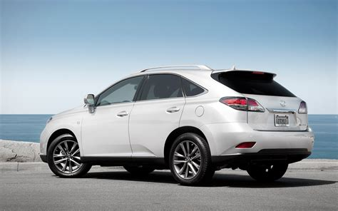 lexus photo 2013 lexus rx 350 f sport first test photo gallery motor