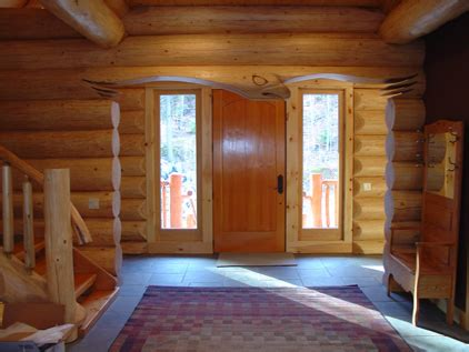 log home benefits canadian log builders cabins