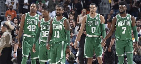 Boston Celtics Nba it s time for celtics fans to follow in kyrie s footsteps