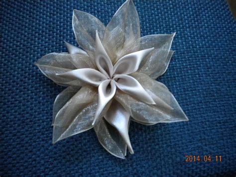 fiori di organza fiori di organza donna accessori di annaritamoda
