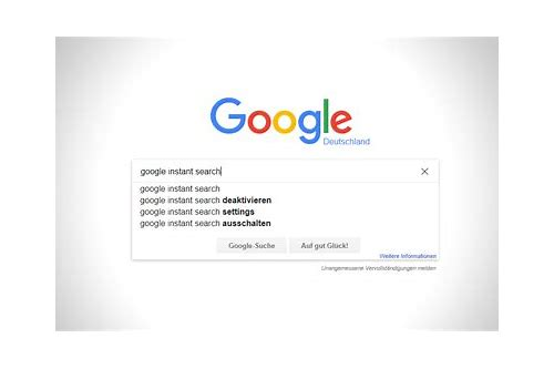 google instant search download