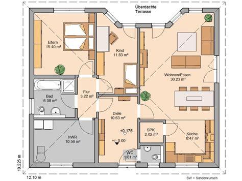 perfekte raumaufteilung haus bungalow bauen all ihre w 252 nsche auf einer ebene