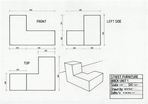 drawing with measurements some of the principles of technical drawing simply