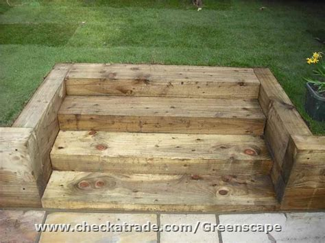 B Q Railway Sleepers by 12 Best Images About Garden Patio On Gardens Raised Beds And Patios