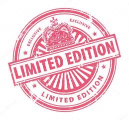 Special Edition Limited Edition Exclusive St Stock Vector 169 Fla