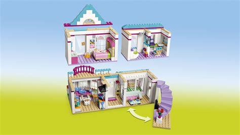 lego friends stephanie s house 41314 stephanies huis producten friends lego com