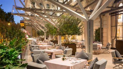 restaurant le w terrasse restaurant le lobby the peninsula 224 75116