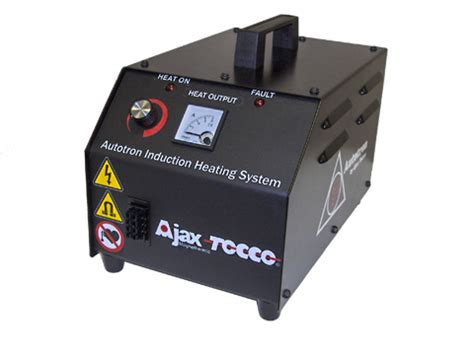 induction heating system ajx 130538 autotron 3300 induction heating system the