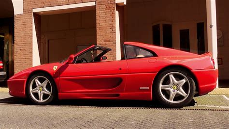 f355 acceleration f355 gts fast acceleration