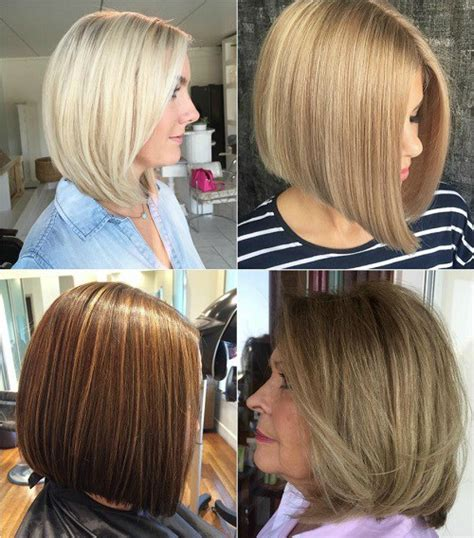 bob haircuts thick hair 90 sensational medium length haircuts for thick hair