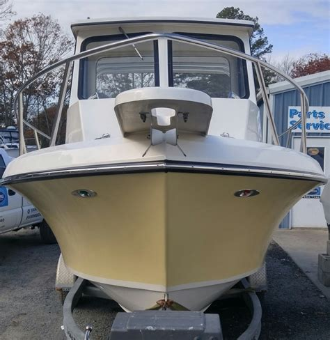 may craft boats for sale in nj may craft 2300 pilothouse wevinrude 150hp e tec engine for