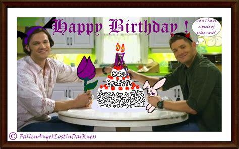 Supernatural Birthday Meme - supernatural happy birthday google search happy