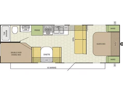 Starcraft Fifth Wheel Floor Plans by Awesome Starcraft Fifth Wheel Floor Plans Ideas Flooring