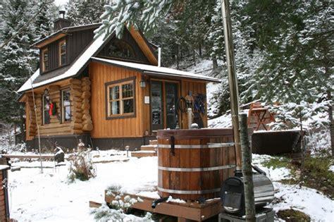 Log Cabin Ottawa by Log Cabin Rental Lone Wolf Cabin
