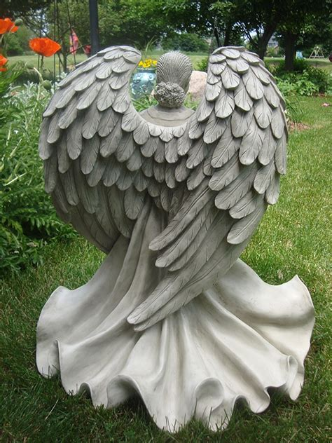 angel cherub garden statue african angel statue patio