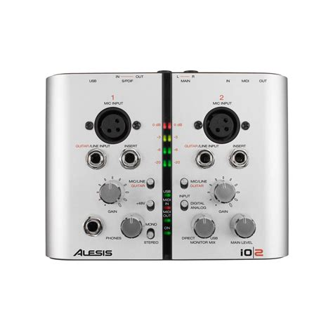 alesis io2 usb sound card usb interfaces from inta audio uk
