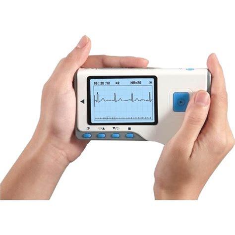 Monitor Ekg portable monitor with lcd screen model pc 80b