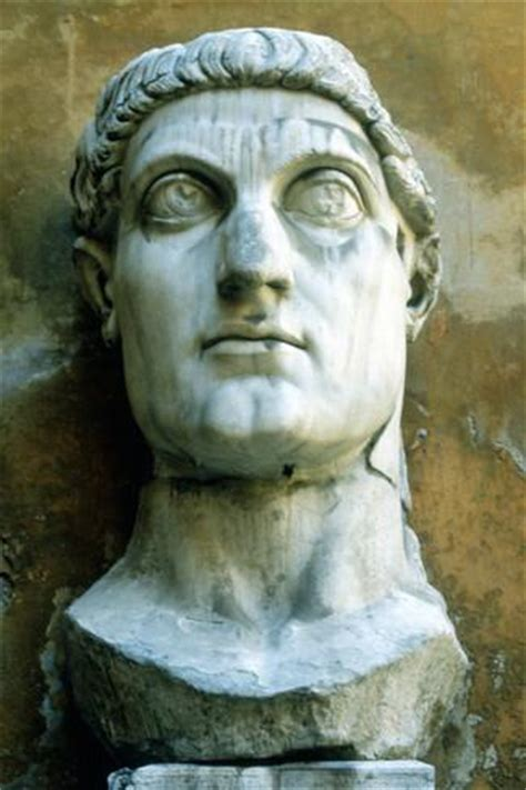 Constantine the great's marriage to fausta