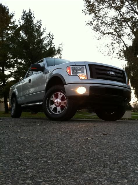 Hid Sct 6000k a few updated pics ranger forums the ultimate ford