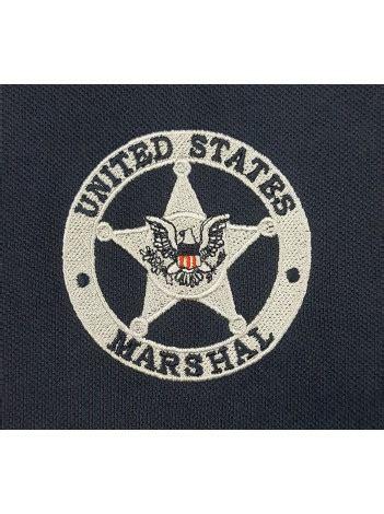 Kaos Usms U S Marshals 2 usms s polo shirt w us marshal k 420