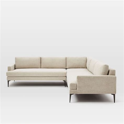 l shaped ottoman l shape sectional sofa bett dalton l shaped sectional sofa