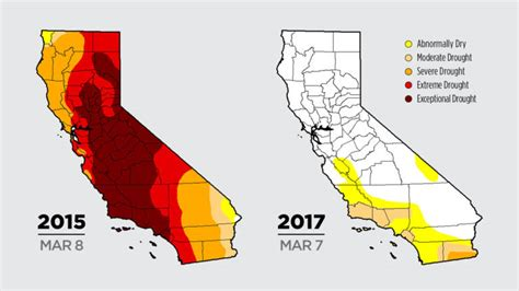 california drought map climate and agriculture in the southeast color me